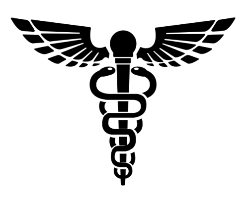 Symbol für Medizinrecht