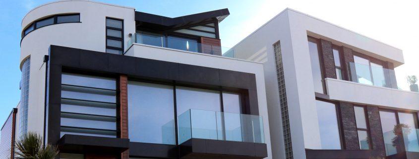 Wohnhaus von außen